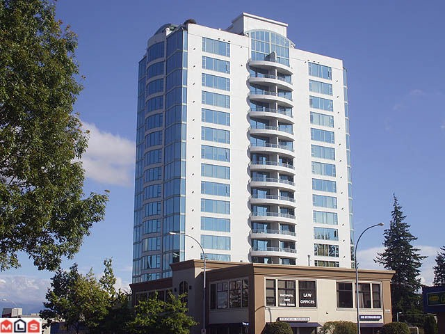 "Main Photo: 1601 32330 S FRASER Way in Abbotsford: Abbotsford West Condo for sale in ""TOWN CENTRE TOWER"" : MLS® # F1204019"