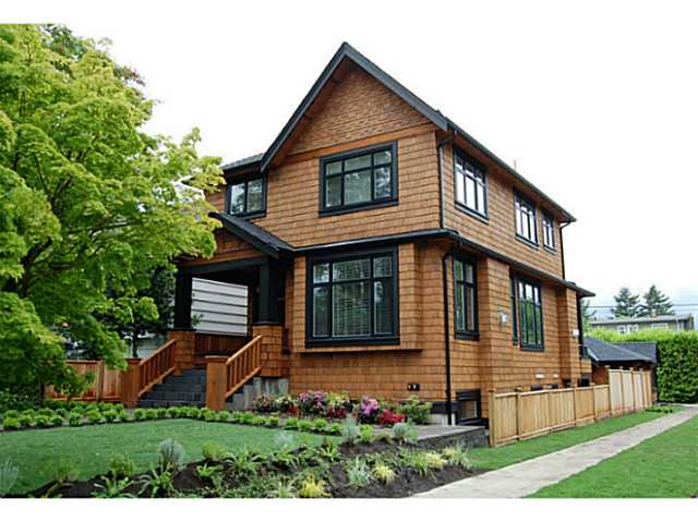 "Main Photo: 403 W 19TH AV in Vancouver: Cambie House for sale in ""CAMBIE VILLAGE"" (Vancouver West)  : MLS® # V993810"