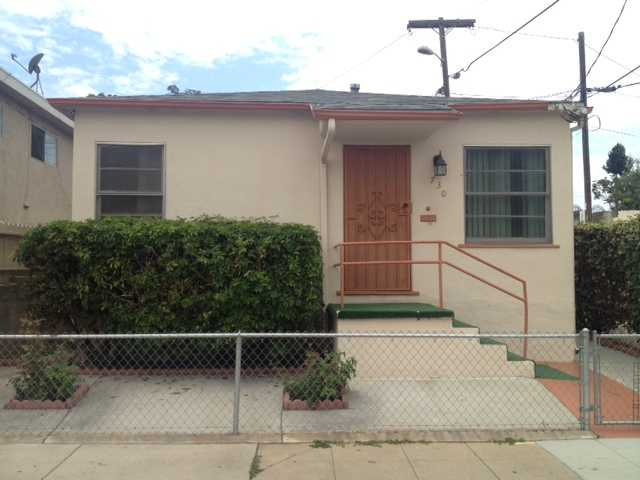 Photo 2: LOGAN HEIGHTS House for sale : 2 bedrooms : 730 S 31st Street in San Diego