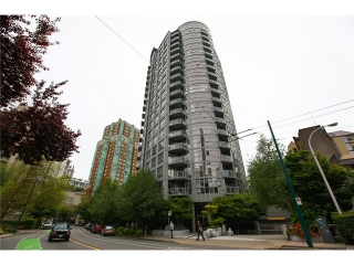 Main Photo: # 407 1050 SMITHE ST in Vancouver: West End VW Condo for sale (Vancouver West)  : MLS®# V1013999