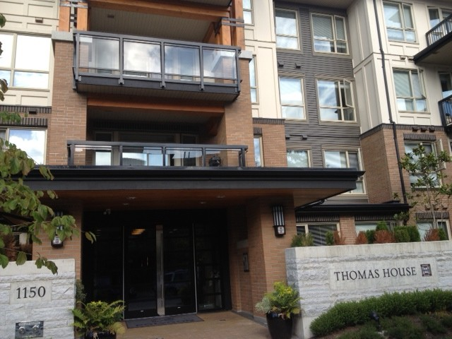 Main Photo: 309 1150 Kensal Place in Coquitlam: New Horizons Condo for sale : MLS(r) # V1019500