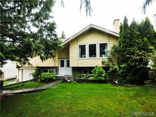 Main Photo: 4116 Cabot Place in VICTORIA: SE Lambrick Park Residential for sale (Saanich East)  : MLS(r) # 337035