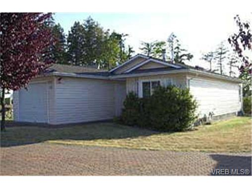 Main Photo: 65 Lekwammen Drive in VICTORIA: VR Glentana Manu Single-Wide for sale (View Royal)  : MLS® # 157467