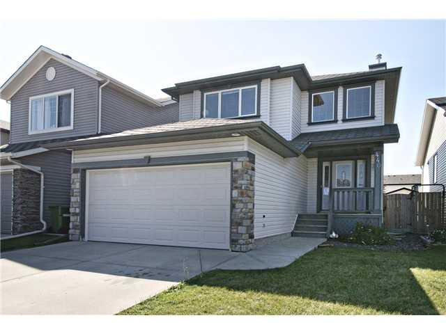 Main Photo: 440 STONEGATE Road NW: Airdrie Residential Detached Single Family for sale : MLS® # C3630680