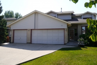 Main Photo: 88 Brentcliffe Drive in Winnipeg: Lindenwoods Single Family Detached for sale (South Winnipeg)  : MLS® # 1420262