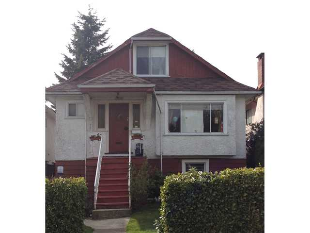 Main Photo: 5605 LANARK Street in Vancouver: Knight House for sale (Vancouver East)  : MLS®# V943073