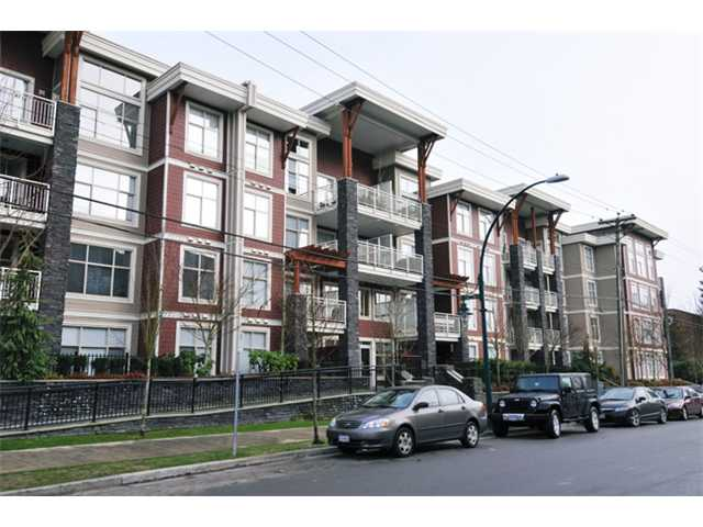 "Main Photo: 204 2477 KELLY Avenue in Port Coquitlam: Central Pt Coquitlam Condo for sale in ""SOUTH VERDE"" : MLS® # V985457"