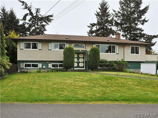 Main Photo: 1871 Ventura Way in VICTORIA: SE Gordon Head Single Family Detached for sale (Saanich East)  : MLS® # 322958