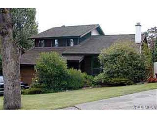 Main Photo: 1225 Camas Court in VICTORIA: SE Lake Hill Single Family Detached for sale (Saanich East)  : MLS® # 147961
