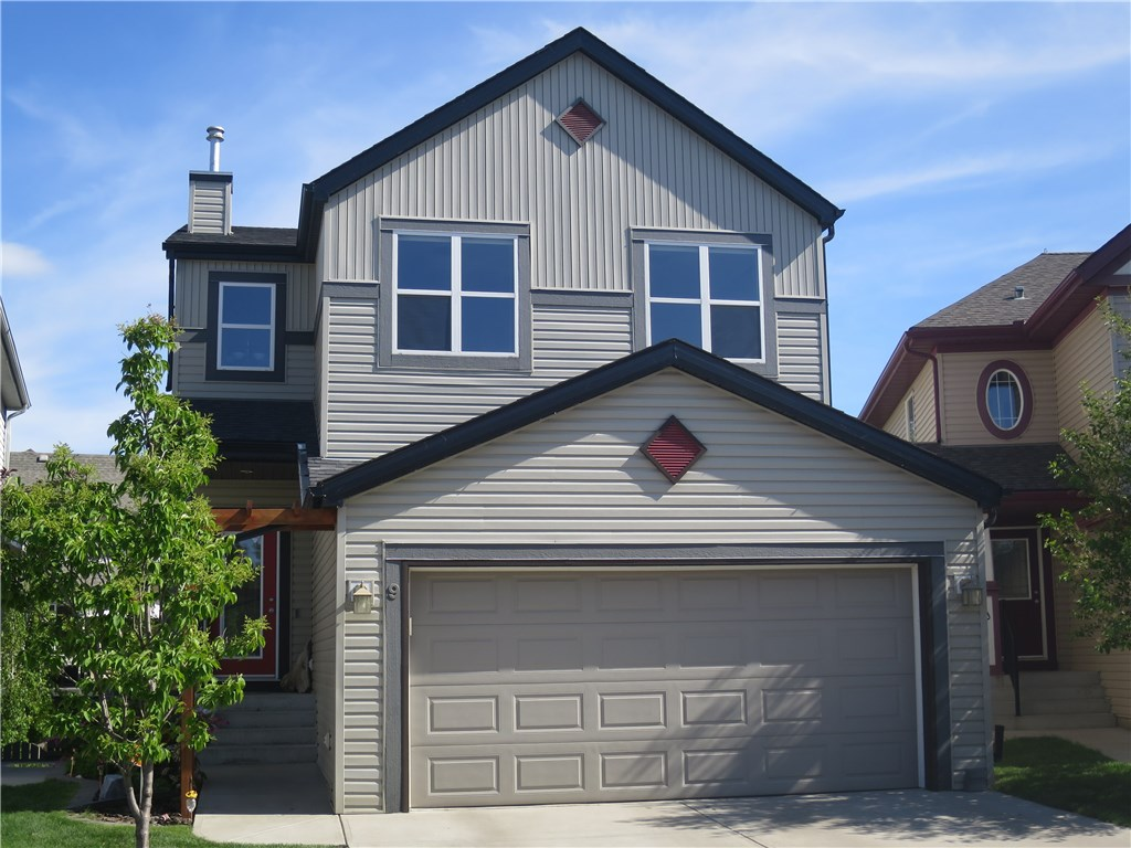 Main Photo: 9 Copperfield Point(e) in Calgary: Detached for sale : MLS(r) # C4064929