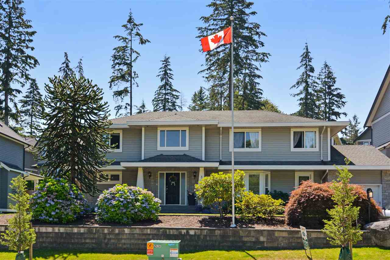 Main Photo: 15736 MOUNTAIN VIEW DRIVE in Surrey: Grandview Surrey House for sale (South Surrey White Rock)  : MLS®# R2095102