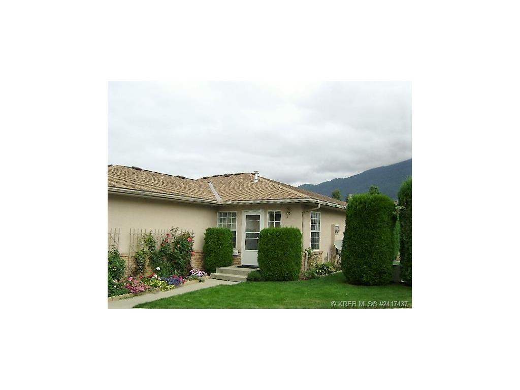 Main Photo: 37 310 South 6th Avenue in Creston: House for sale : MLS(r) # 2417437