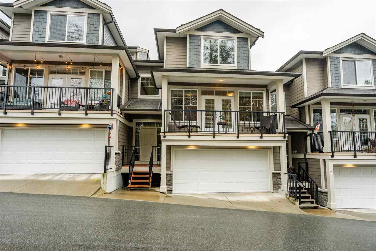 FEATURED LISTING: 10 11384 BURNETT Street Maple Ridge