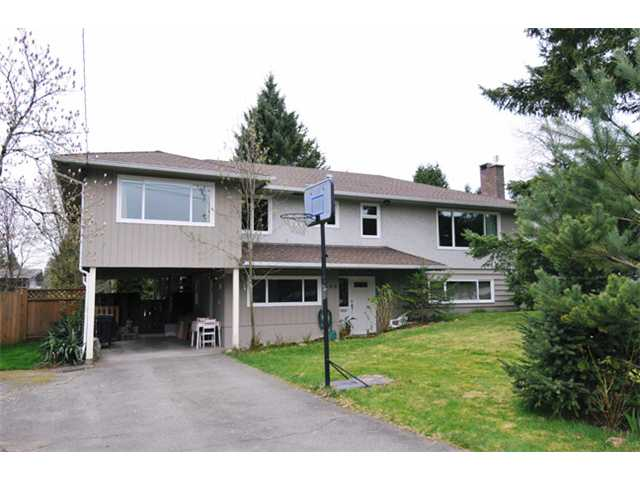 Main Photo: 696 POPLAR Street in Coquitlam: Central Coquitlam House for sale : MLS® # V999074