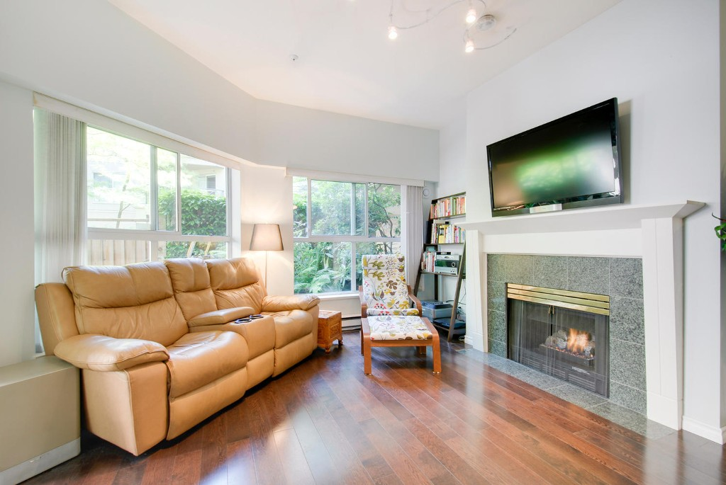 Photo 9: # 120 511 W 7TH AV in Vancouver: Fairview VW Condo for sale (Vancouver West)  : MLS(r) # V1067838