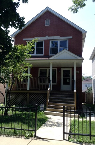 Main Photo: 1022 Kedvale Avenue in CHICAGO: Humboldt Park Single Family Home for sale ()  : MLS®# 08697582