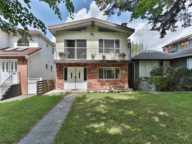 Main Photo: 575 E 46TH AV in Vancouver: Fraser VE House for sale (Vancouver East)  : MLS(r) # V1080500