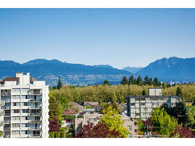 Main Photo: # 1002 2165 W 40TH AV in Vancouver: Kerrisdale Condo for sale (Vancouver West)  : MLS® # V1121901