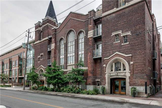 Photo 8: 701 Dovercourt Rd Unit #103 in Toronto: Palmerston-Little Italy Condo for sale (Toronto C01)  : MLS(r) # C3315092