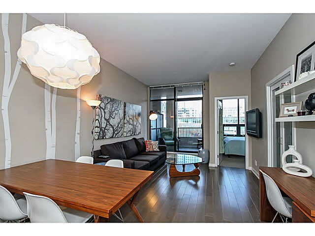 Photo 4: 402 531 BEATTY STREET in Vancouver: Downtown VW Condo for sale (Vancouver West)  : MLS(r) # R2022259