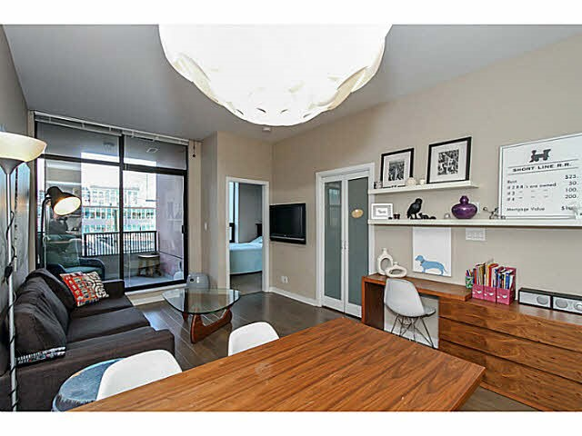Photo 3: 402 531 BEATTY STREET in Vancouver: Downtown VW Condo for sale (Vancouver West)  : MLS(r) # R2022259
