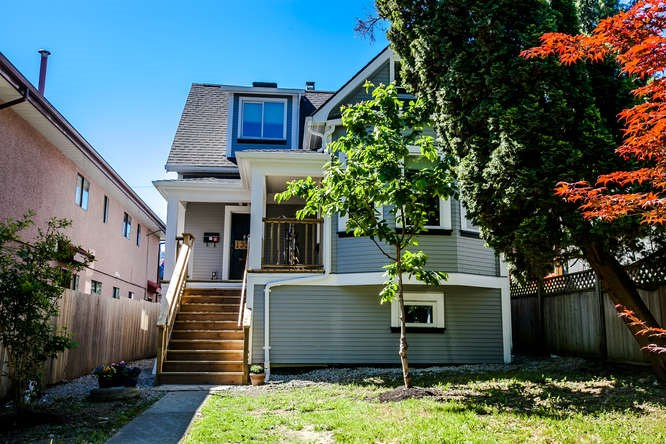 Main Photo: 1354 E 18TH AVENUE in Vancouver: Knight House for sale (Vancouver East)  : MLS® # R2067453