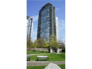 Main Photo: 2901 455 Beach Crescent in Vancouver: Yaletown Condo for sale : MLS® # V1058774