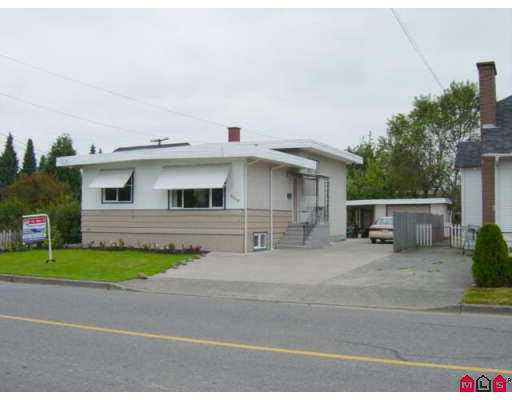 Main Photo: 9564 WILLIAMS ST in Chilliwack: Chilliwack N Yale-Well House for sale : MLS® # H2502947