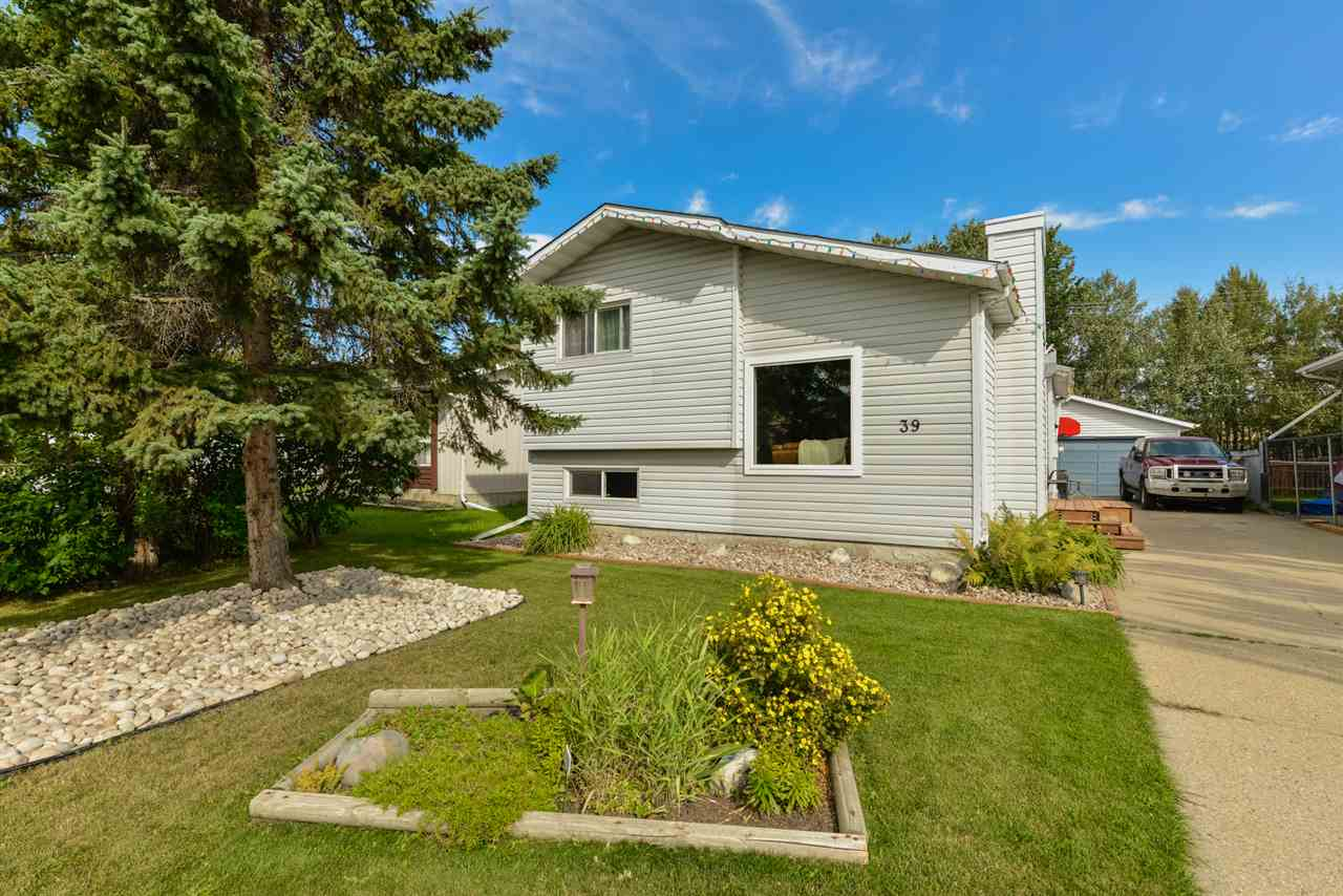 FEATURED LISTING: 39 MCNABB Crescent Stony Plain
