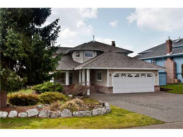 "Main Photo: 2314 COLONIAL Drive in Port Coquitlam: Citadel PQ House for sale in ""CITADEL HEIGHTS"" : MLS® # V991675"