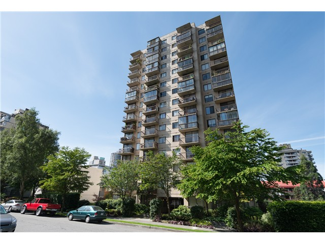"Main Photo: 1106 1146 HARWOOD Street in Vancouver: West End VW Condo for sale in ""LAMPLIGHTER"" (Vancouver West)  : MLS® # V1011413"