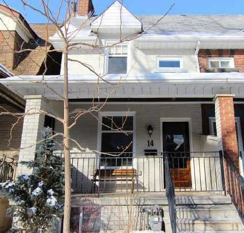 Main Photo: 14 Grenadier Rd in Toronto: Roncesvalles Freehold for sale (Toronto W01)  : MLS(r) # W2807319