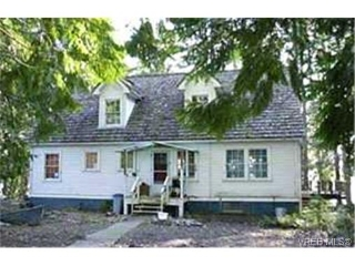 Main Photo: 2021 Saseenos Road in SOOKE: Sk Saseenos Single Family Detached for sale (Sooke)  : MLS® # 197070