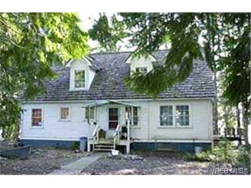 Main Photo: 2021 Saseenos Road in SOOKE: Sk Saseenos Single Family Detached for sale (Sooke)  : MLS(r) # 197070