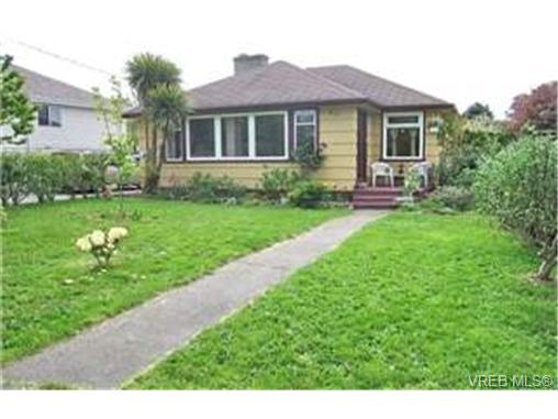 Main Photo: 851 Villance Street in VICTORIA: Vi Mayfair Single Family Detached for sale (Victoria)  : MLS® # 229638
