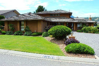 Main Photo: 3588 Navatanee Drive in Kamloops: South Thompson Valley House for sale : MLS® # 135510