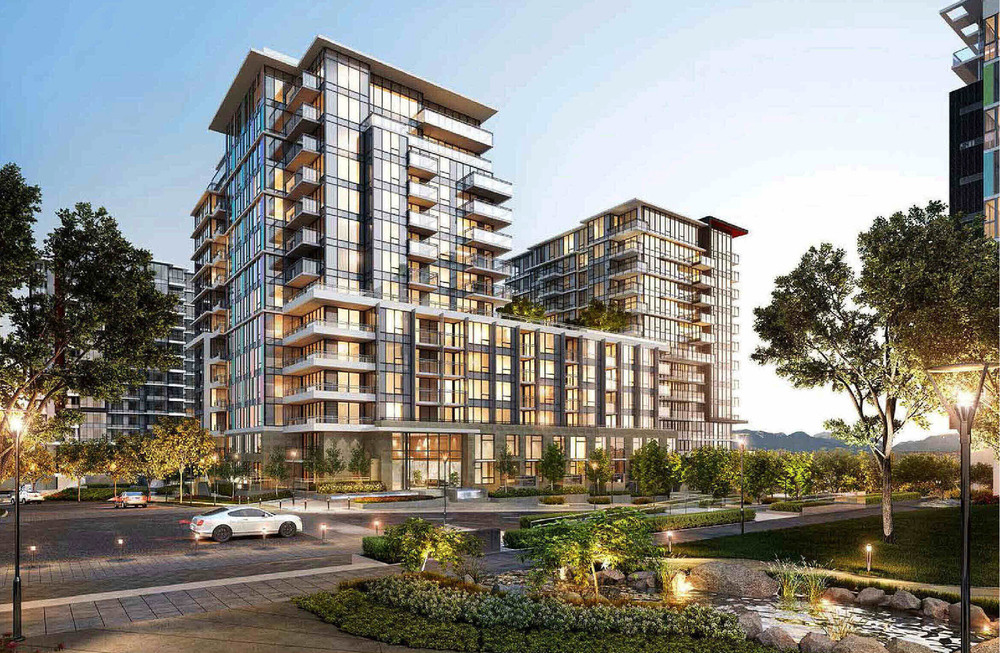 Main Photo: CONCORD GARDENS in Richmond: West Cambie Condo for sale : MLS(r) # PRESALE