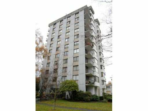 Main Photo: # 602 2165 W 40TH AV in Vancouver: Kerrisdale Condo for sale (Vancouver West)  : MLS®# V921174