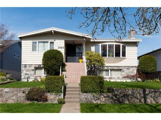 Main Photo: 3043 ROSEMONT Drive in Vancouver: Fraserview VE House for sale (Vancouver East)  : MLS® # V942575
