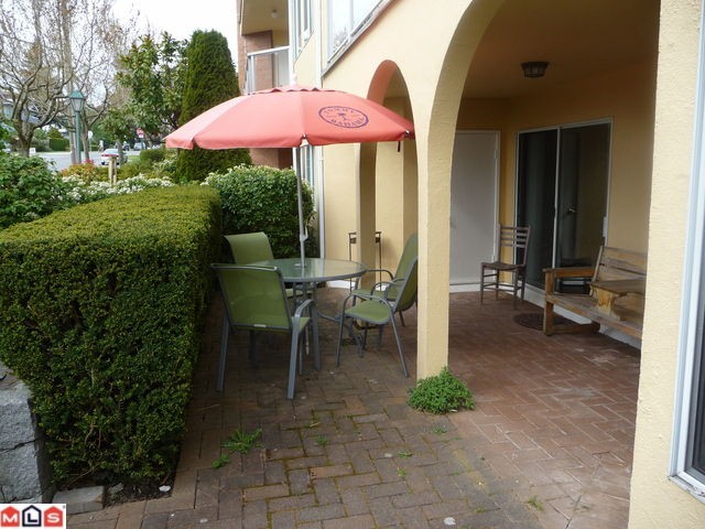"Photo 9: 105 1280 FIR Street: White Rock Condo for sale in ""OCEANA VILLA"" (South Surrey White Rock)  : MLS® # F1217608"