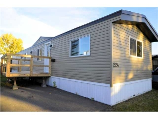 Main Photo: 224 6620 17 Avenue SE in CALGARY: Penbrooke Mobile for sale (Calgary)  : MLS(r) # C3562365
