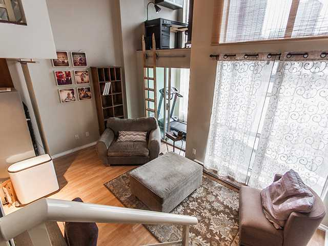 "Main Photo: # 502 933 SEYMOUR ST in Vancouver: Downtown VW Condo for sale in ""THE SPOT"" (Vancouver West)  : MLS® # V1004672"