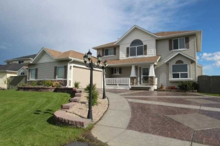 Main Photo: 107 CANOE Crescent SW: Airdrie Residential Detached Single Family for sale : MLS® # C3572341