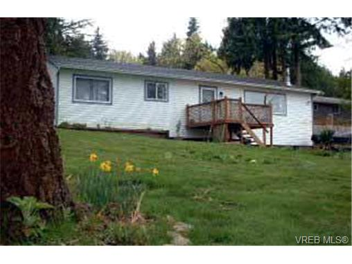 Main Photo: 6609 Helgesen Road in SOOKE: Sk Broomhill Single Family Detached for sale (Sooke)  : MLS(r) # 175765