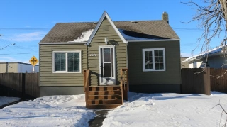 Main Photo: 1200 Strathcona Street in Winnipeg: Single Family Detached for sale (Polo Park)  : MLS®# 1501709