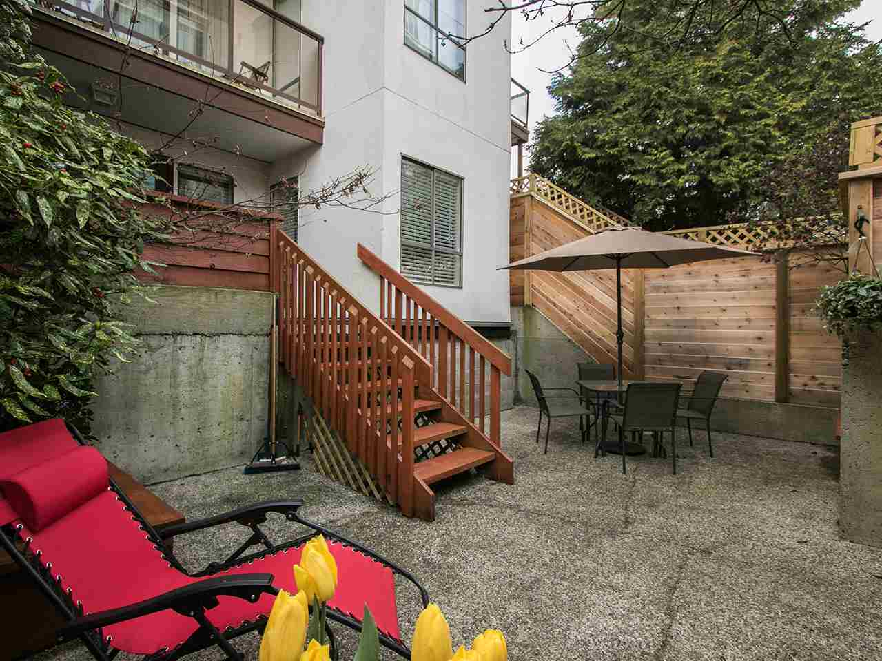 Photo 17: 101 1775 W 10TH AVENUE in Vancouver: Fairview VW Condo for sale (Vancouver West)  : MLS® # R2038742