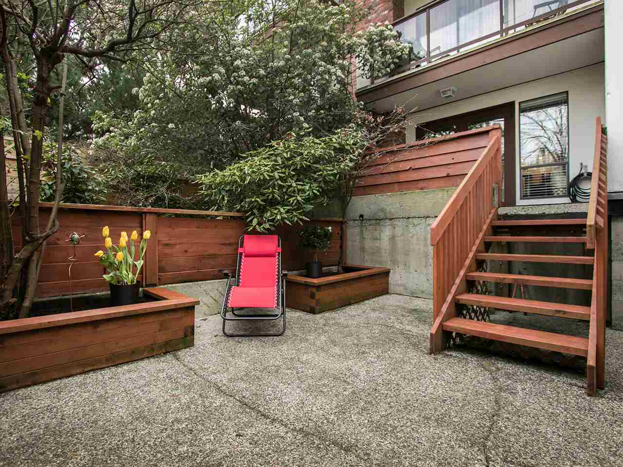 Photo 18: 101 1775 W 10TH AVENUE in Vancouver: Fairview VW Condo for sale (Vancouver West)  : MLS(r) # R2038742