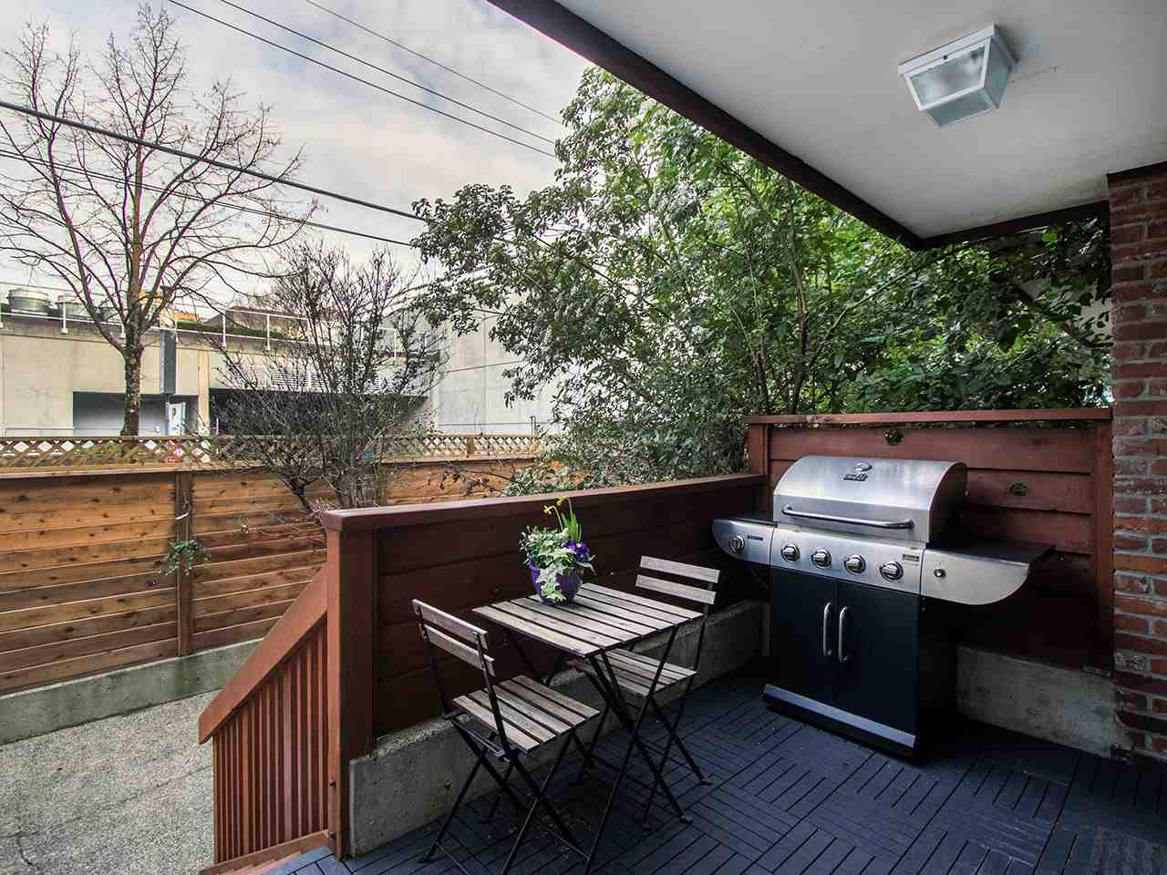 Photo 15: 101 1775 W 10TH AVENUE in Vancouver: Fairview VW Condo for sale (Vancouver West)  : MLS® # R2038742