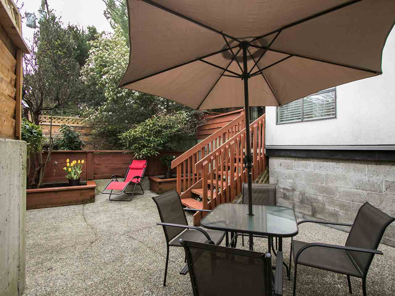 Photo 19: 101 1775 W 10TH AVENUE in Vancouver: Fairview VW Condo for sale (Vancouver West)  : MLS® # R2038742