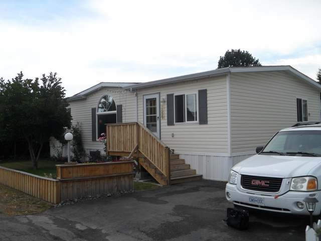 Main Photo: 126 1655 Ord Rd in Kamloops: Brock Manufactured Home for sale : MLS(r) # 136343